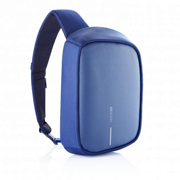 "Рюкзак мужской XD Design Bobby Sling для планшета, до 9,7"" , синий"
