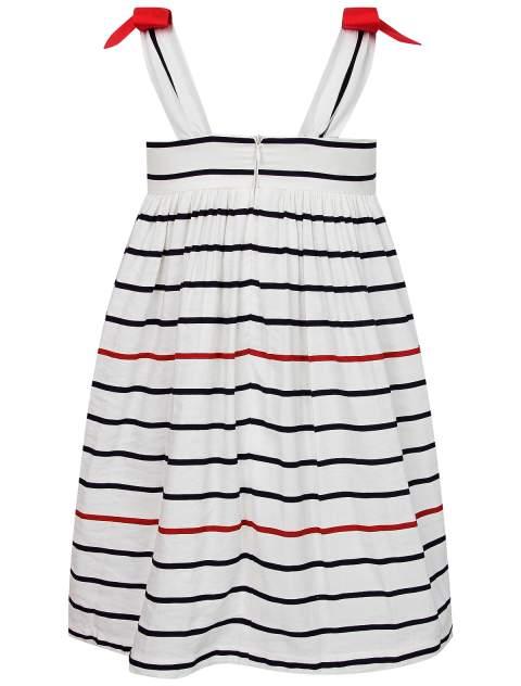 Платье BALLOON CHIC цв. белый/полоска, р. 92