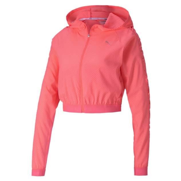 Спортивная ветровка PUMA Be Bold Woven Jacket, розовый