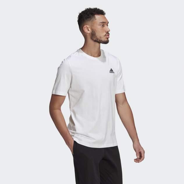 Футболка мужская Adidas M SL SJ T белая XL