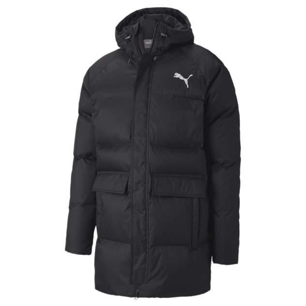 Куртка PUMA Solid Down Coat, черный