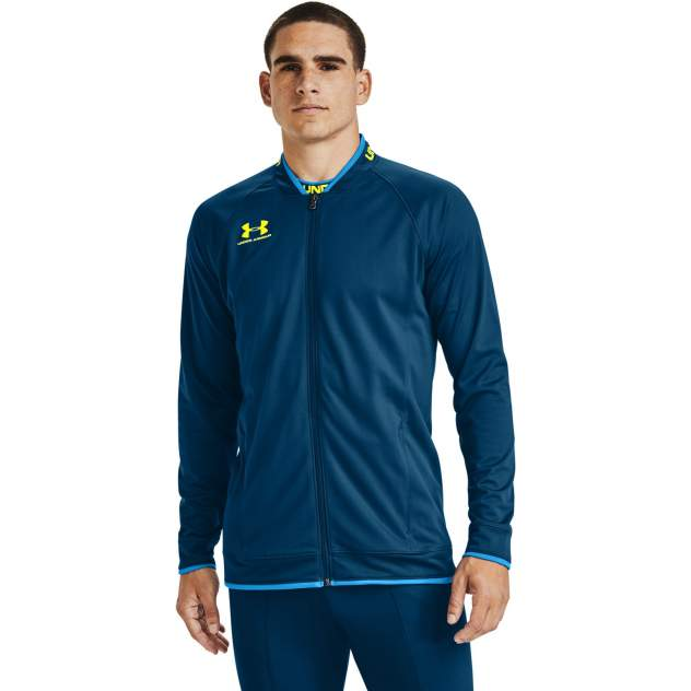 Куртка мужская Under Armour Challenger III Jacket синяя S/M