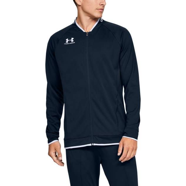 Куртка мужская Under Armour Challenger III Jacket синяя M