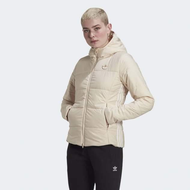 Спортивная куртка Adidas SLIM JACKET     LINEN, розовый