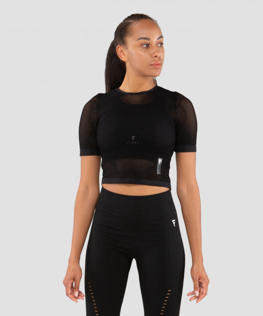 Футболка FIFTY Essential Knit, черный