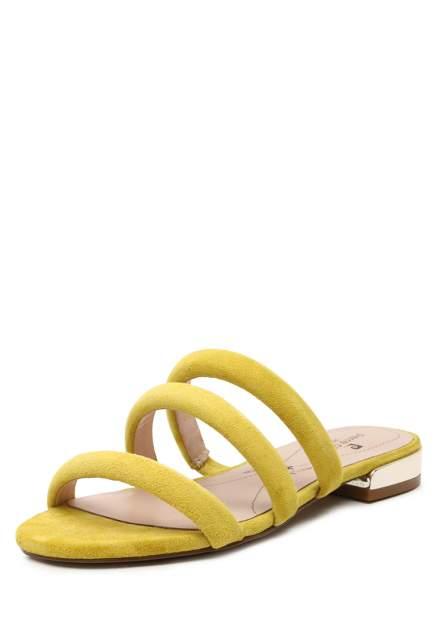 Шлепанцы Pierre Cardin JX21S-443-5, желтый