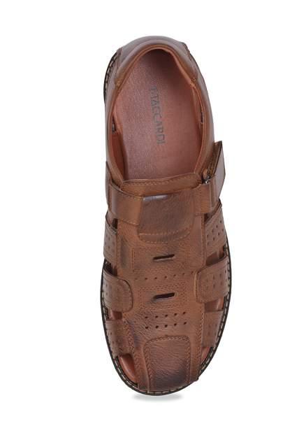 Сандалии мужские T.Taccardi GN21SS-25 коричневые 41 RU