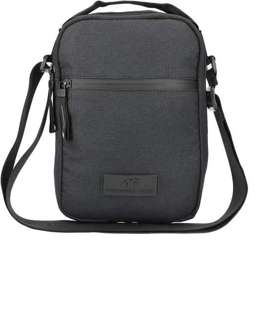Сумка унисекс 4F SHOULDER BAGS H4Z20-TRU001-20S черная