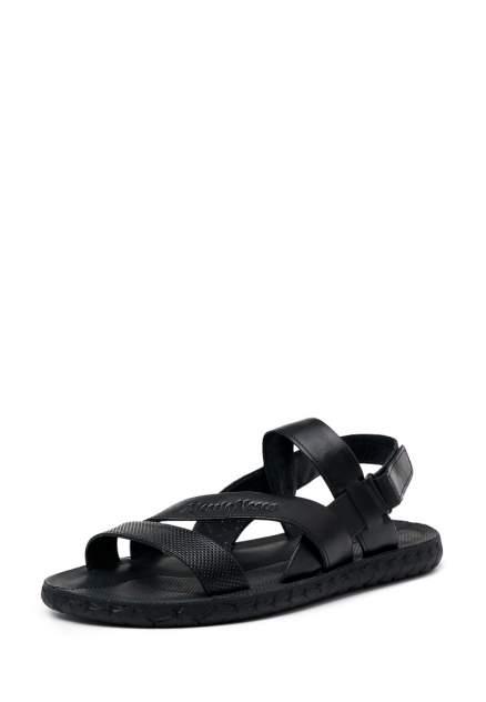 Мужские сандалии Alessio Nesca AR111-201, черный