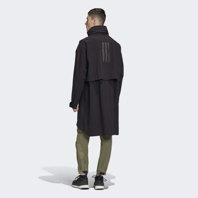 Мужской плащ Adidas FI0597, черный