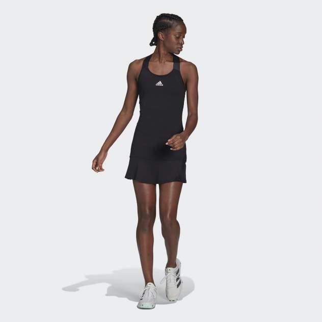 Женское платье Adidas GH7551, черный