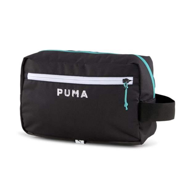 Сумка мужская PUMA Basketball Pro Travel pouch Puma черная