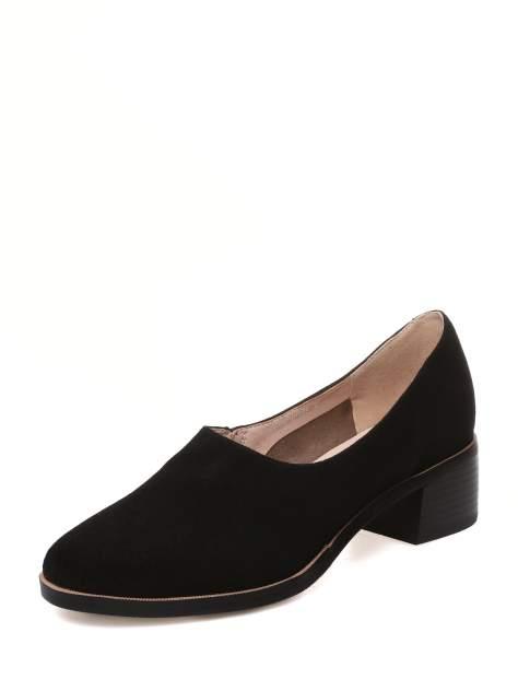 Туфли женские MAKFINE 09MK-15-02B3, черный