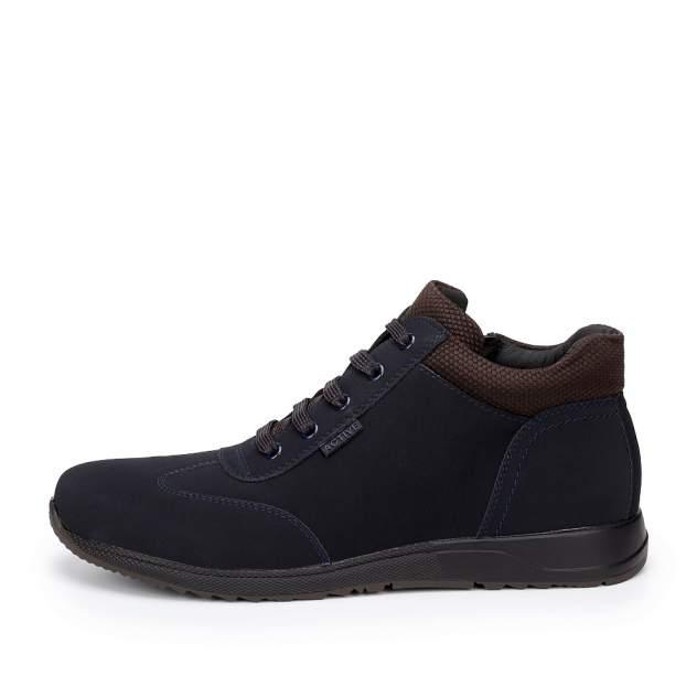 Мужские ботинки ZENDEN 58-02MV-016GR, синий