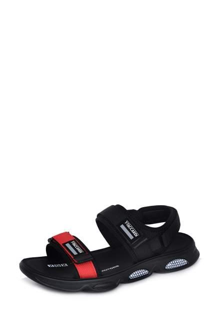 Мужские сандалии T.Taccardi ZB21SS-016, черный