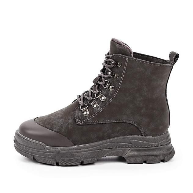 Ботинки женские ZENDEN 203-02WB-036SR, серый