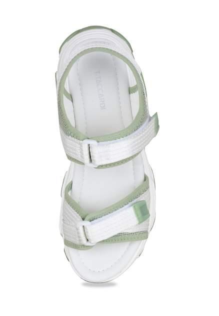 Сандалии женские T.Taccardi ZB21SS-011 белые 36 RU