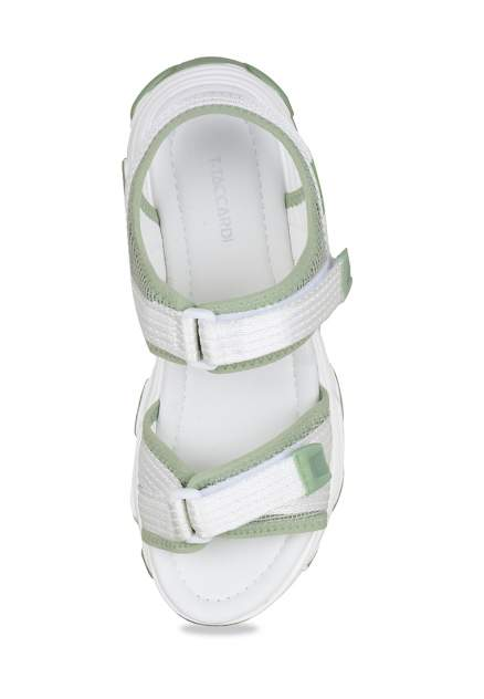 Женские сандалии T.Taccardi ZB21SS-011, белый