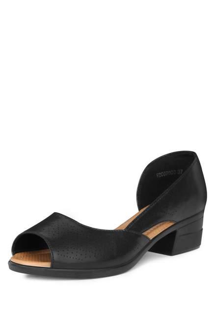 Туфли женские T.Taccardi K0651PT-4, черный