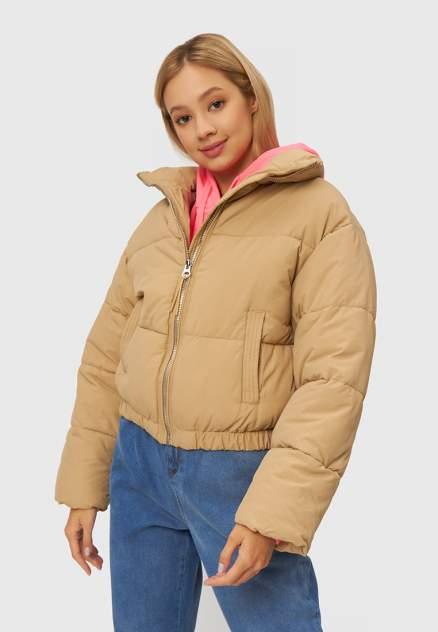 Куртка Modis M212W00450R510F79, бежевый