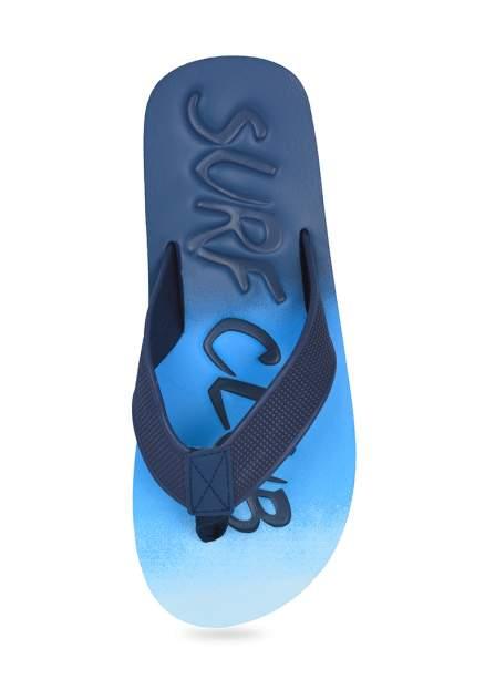 Сланцы женские T.Taccardi DY21SS-75 синие 37 RU