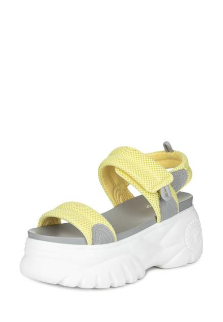 Женские сандалии T.Taccardi K0792PT-2, желтый