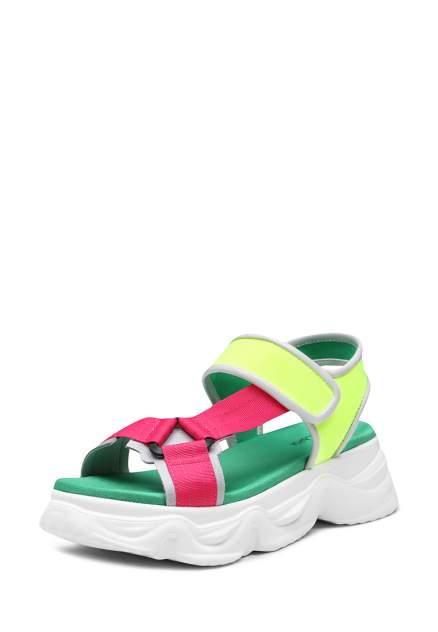 Женские сандалии T.Taccardi K0790PT-1A, разноцветный