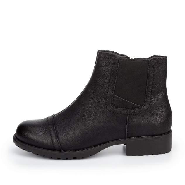 Ботинки женские ZENDEN 36-02WB-010KR, черный