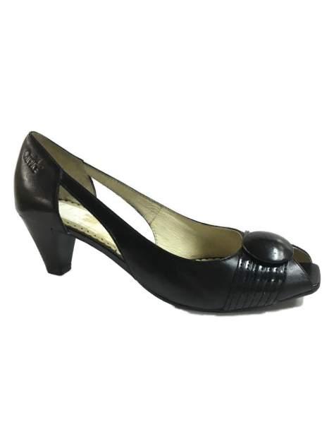 Туфли женские TRITON I44, черный