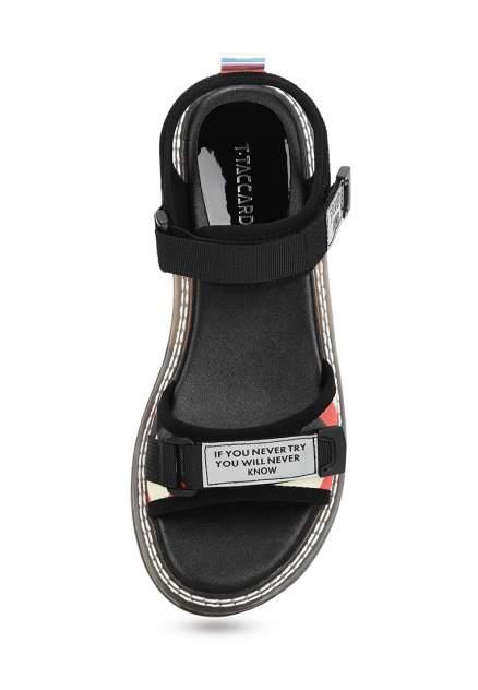 Женские сандалии T.Taccardi SS21FC-SP933, черный