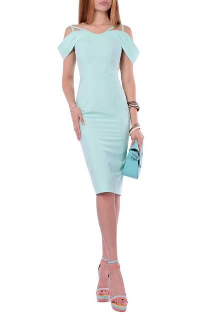 Платье женское FRANCESCA LUCINI F0692-6 голубое 44 RU