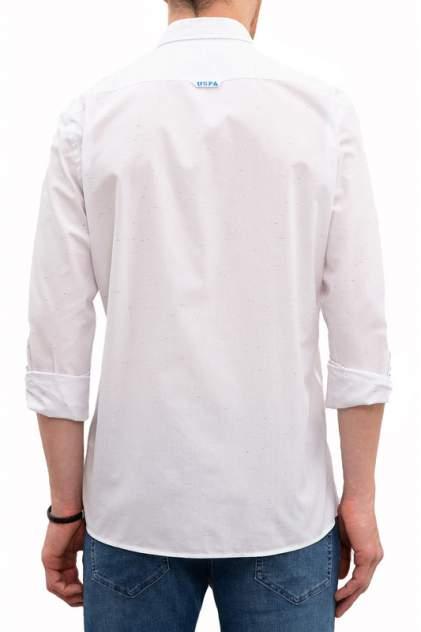 Рубашка мужская U.S. POLO Assn. G081SZ0040MATSU белая 48