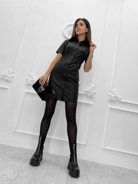 Женское платье Nadi Bordo 5012, черный