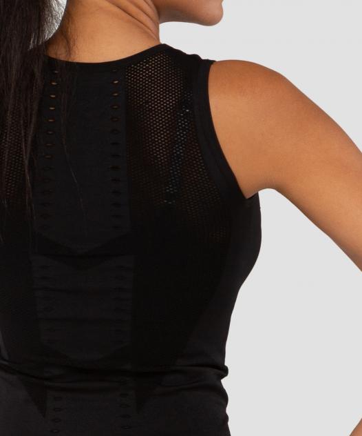 Майка женская Fifty Essential Knit черная M