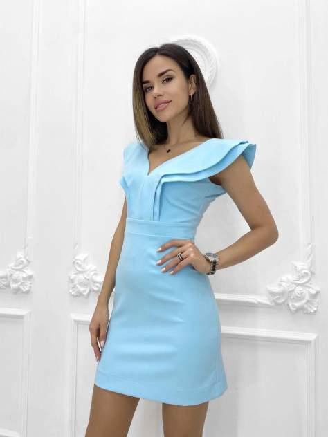 Женское платье Nadi Bordo 3226, голубой