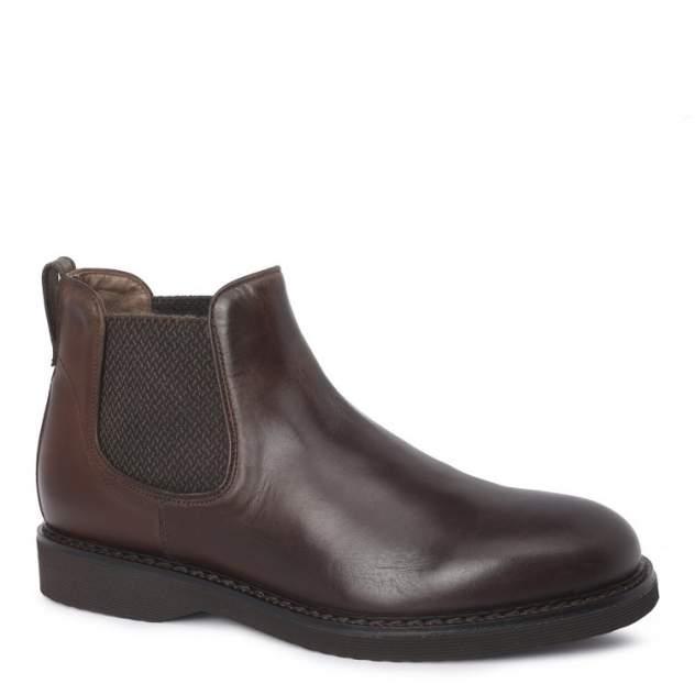 Мужские ботинки Nero Giardini I001692U_2490800, коричневый