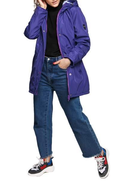 Парка женская DASTI 804DS20199268 фиолетовая XL