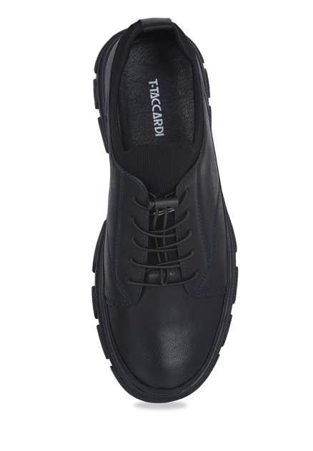 Мужские полуботинки T.Taccardi K5279LC-1, черный