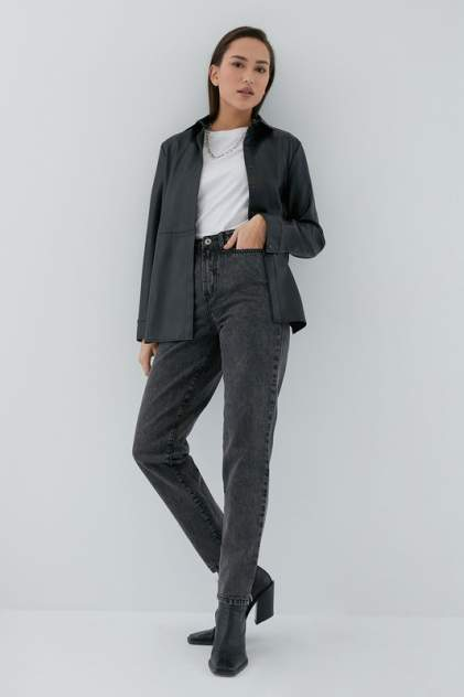 Джинсы женские Trussardi Jeans 5241071 коричневые 33