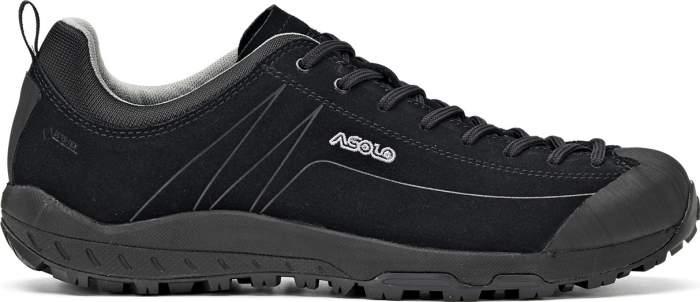 Ботинки Asolo Space Gv, black, 9.5 UK