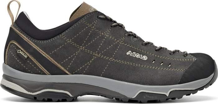 Ботинки Asolo Nucleon Gv, graphite/brown, 9 UK
