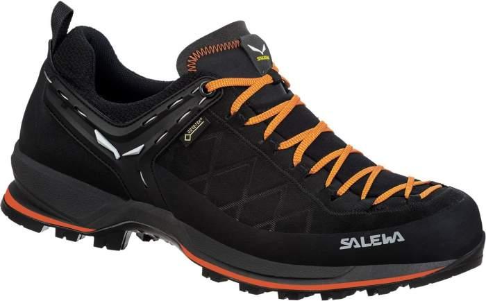 Ботинки Salewa Mtn Trainer 2 Gtx, black/carrot, 9.5 UK