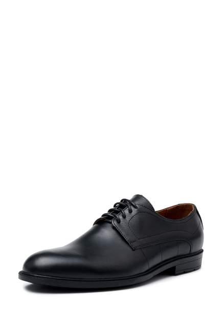 Туфли мужские Alessio Nesca 5-441-100-1, черный