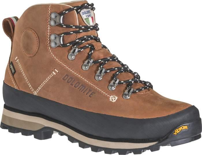 Ботинки Dolomite M's 54 Trek Gtx, ochre red, 10 UK