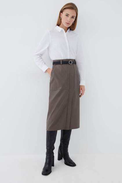 Женская юбка ZARINA 1122209209, серый