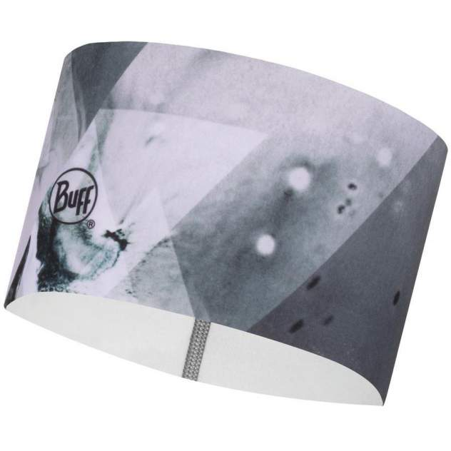 Повязка Buff Tech Fleece Headband Hatay Grey