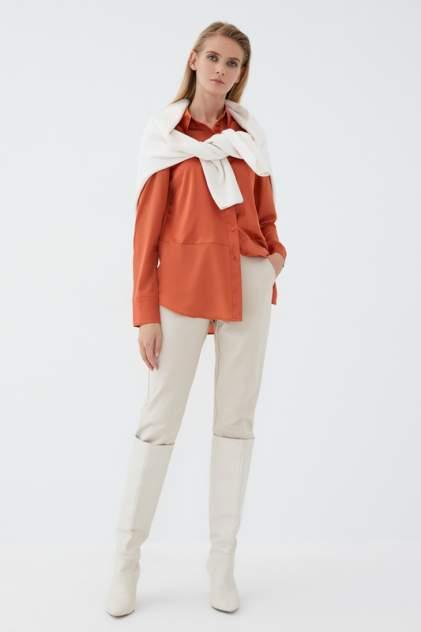 Женская блуза ZARINA 1121103303, оранжевый