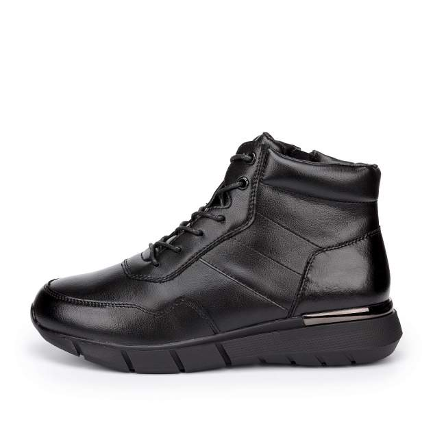 Ботинки женские ZENDEN 245-02WB-065VR, черный