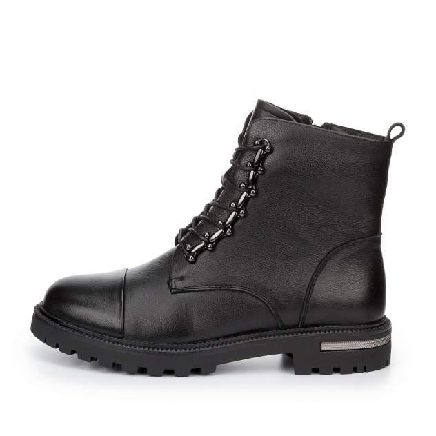 Ботинки женские ZENDEN 245-02WB-061KR, черный