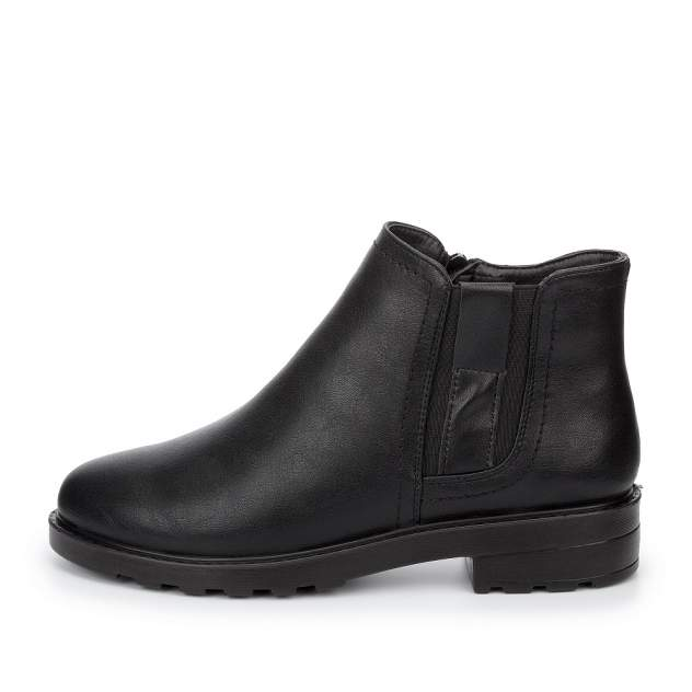 Ботинки женские ZENDEN 245-02WB-037SR, черный